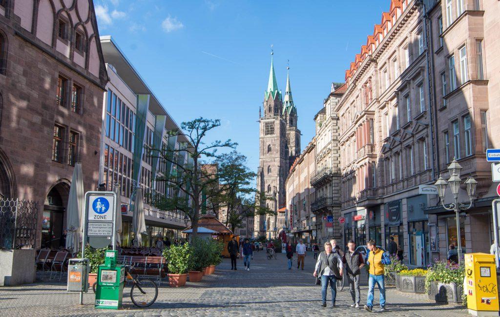 Walking in Nuremberg… a few days later